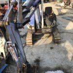 中古建築機械輸出一例